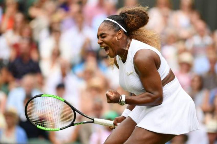 Clijsters: 'People criticized Serena Williams' dominance. While now...'
