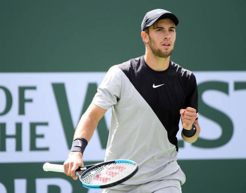 Borna Coric joins star-studded St. Petersburg player field