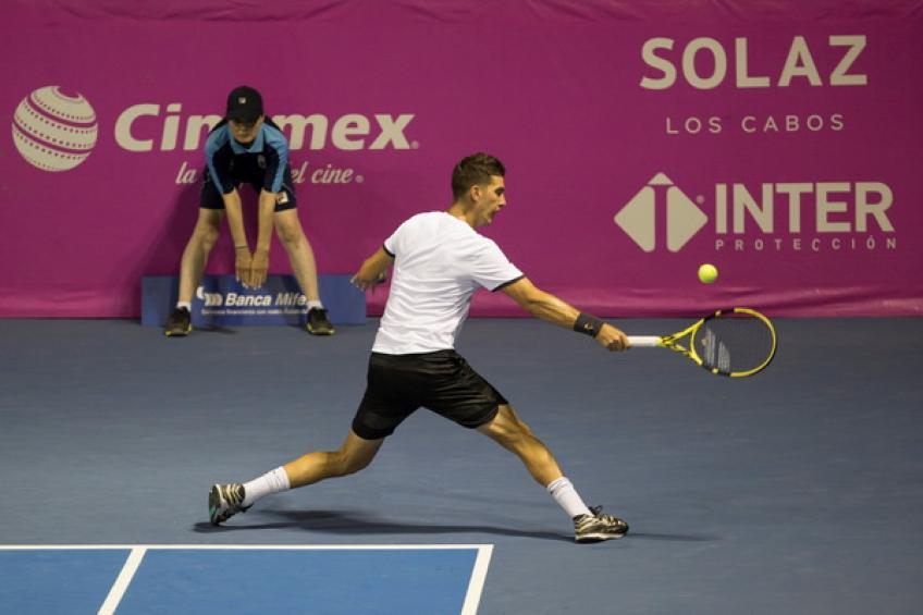 ATP Los Cabos: Thanasi Kokkinakis scores first win since that Federer one