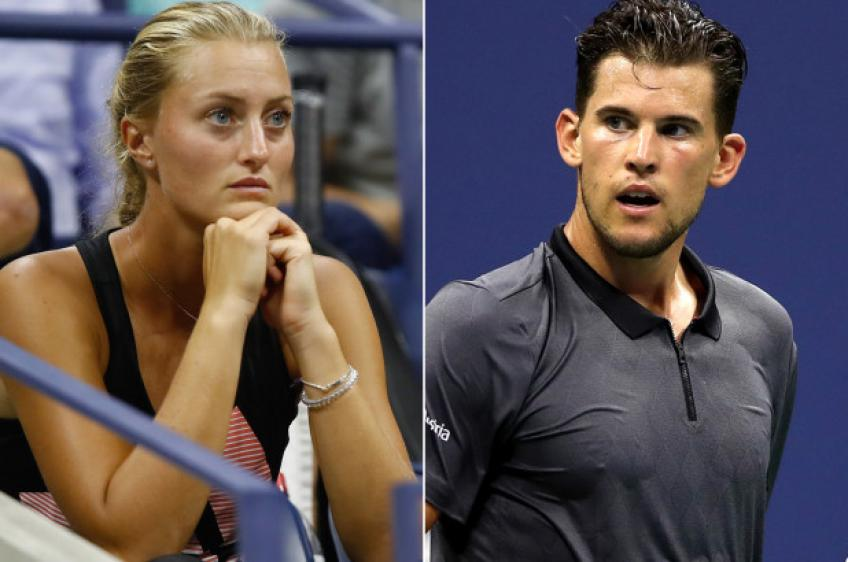 Kristina Mladenovic:'I am the luckiest for relationship with Dominic Thiem'