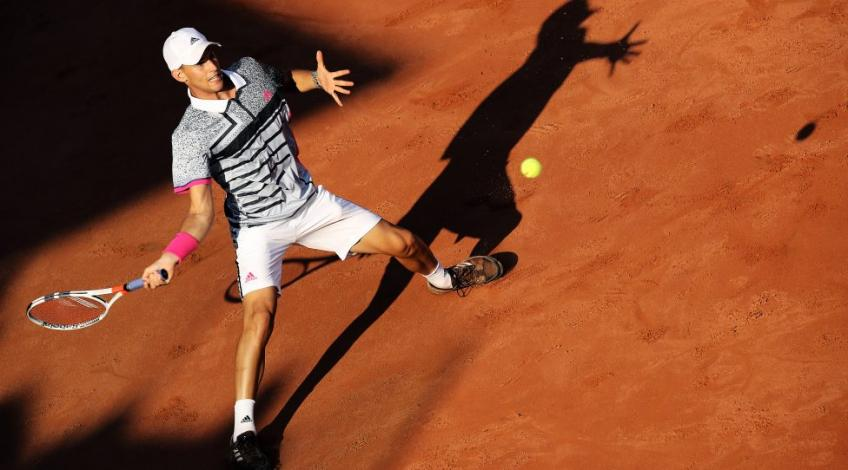 Dominic Thiem: I need to improve my level if I want to win Kitzbuhel