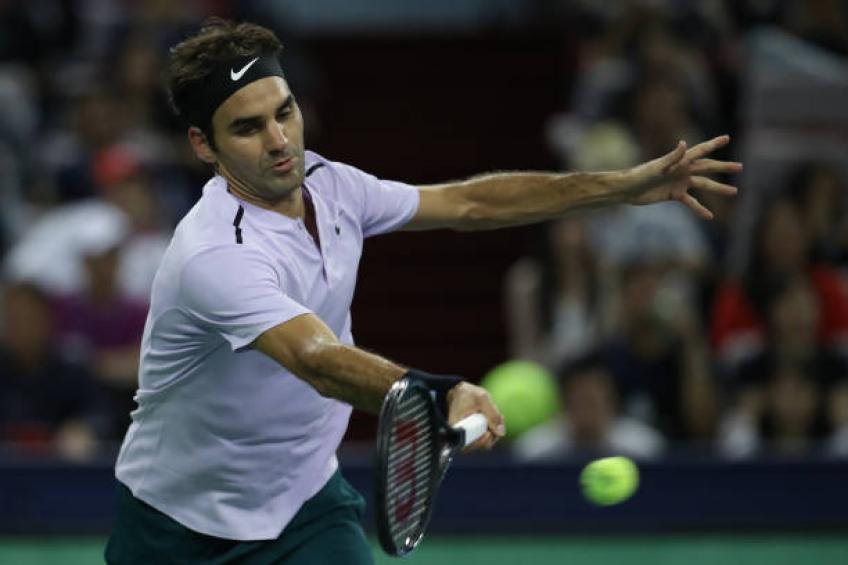 Sharing locker room with Federer, Djokovic, Nadal is great - Schwartzman
