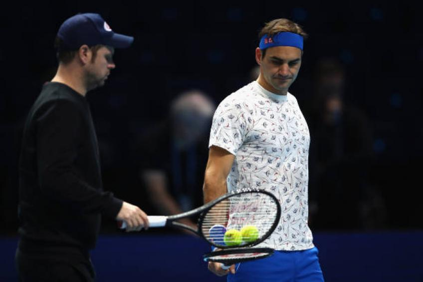 Roger Federer shares why he always wanted to have an extra coach