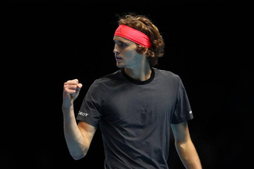 Alexander Zverev: 'I have the most powerful backhand on the Tour'