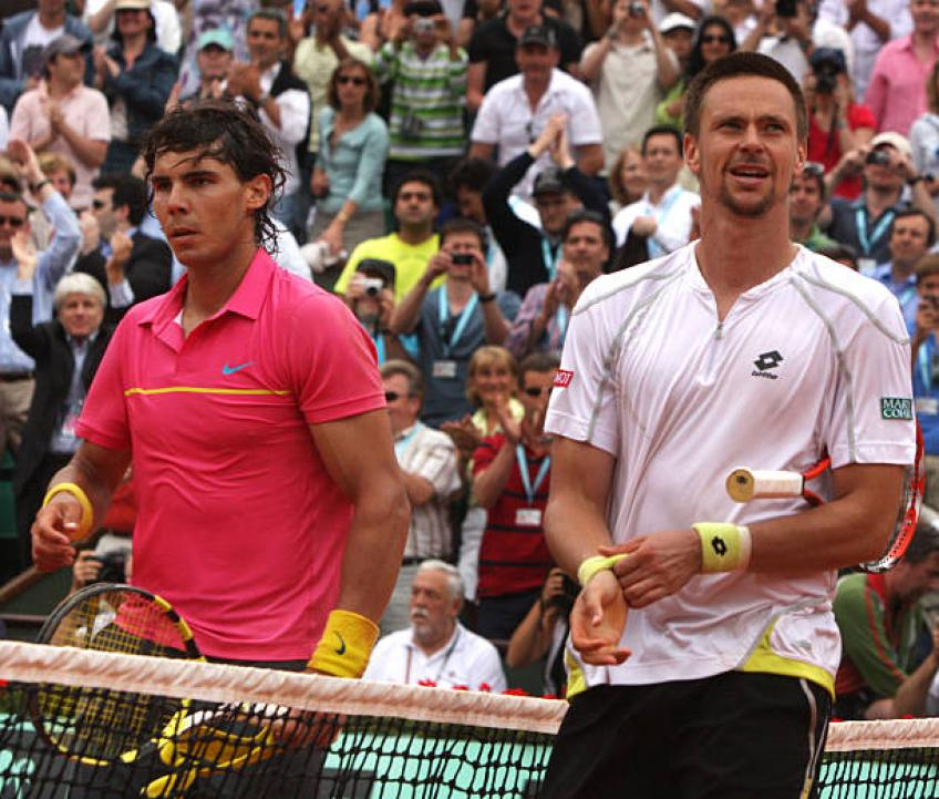 Robin Soderling: 'Win over Rafael Nadal changed many things in my life'