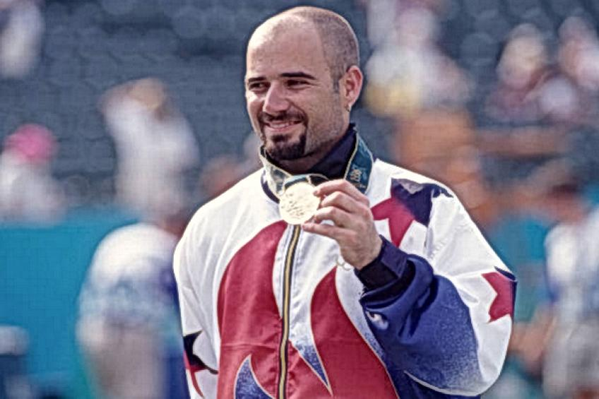 On this day: Andre Agassi earns Olympic glory at home in Atlanta