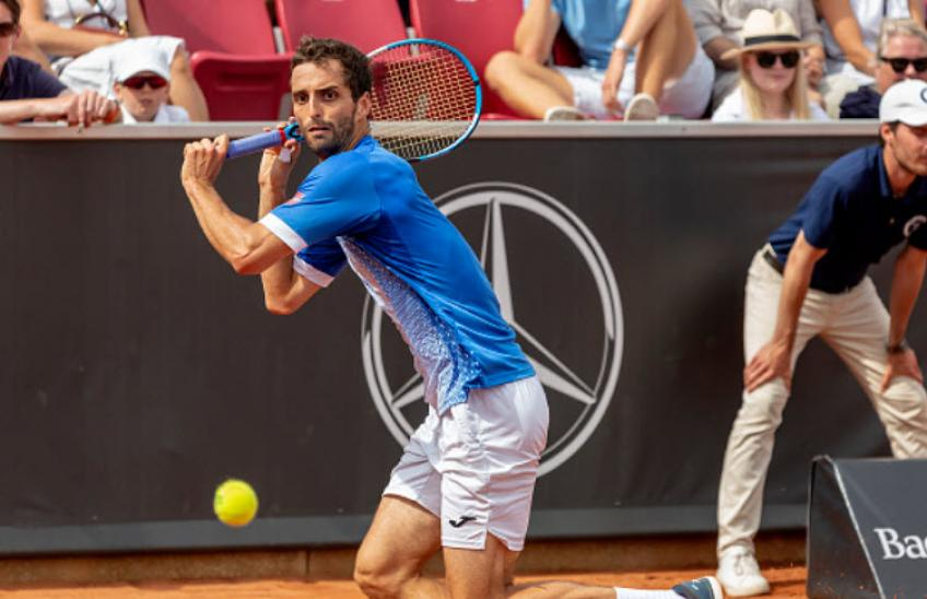 Albert Ramos-Vinolas speaks on playing Dominic Thiem in Kitzbuhel final