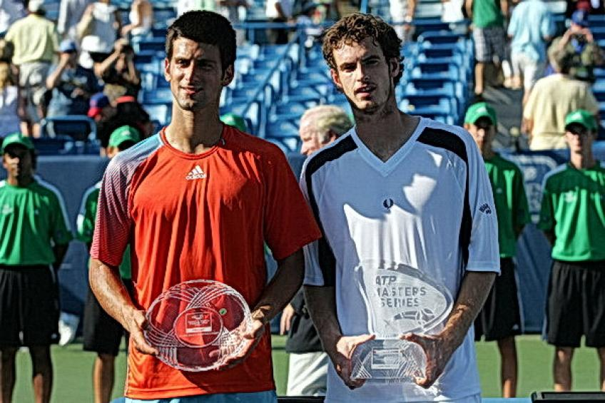 On this day: Andy Murray edges Novak Djokovic for first Masters 1000 crown
