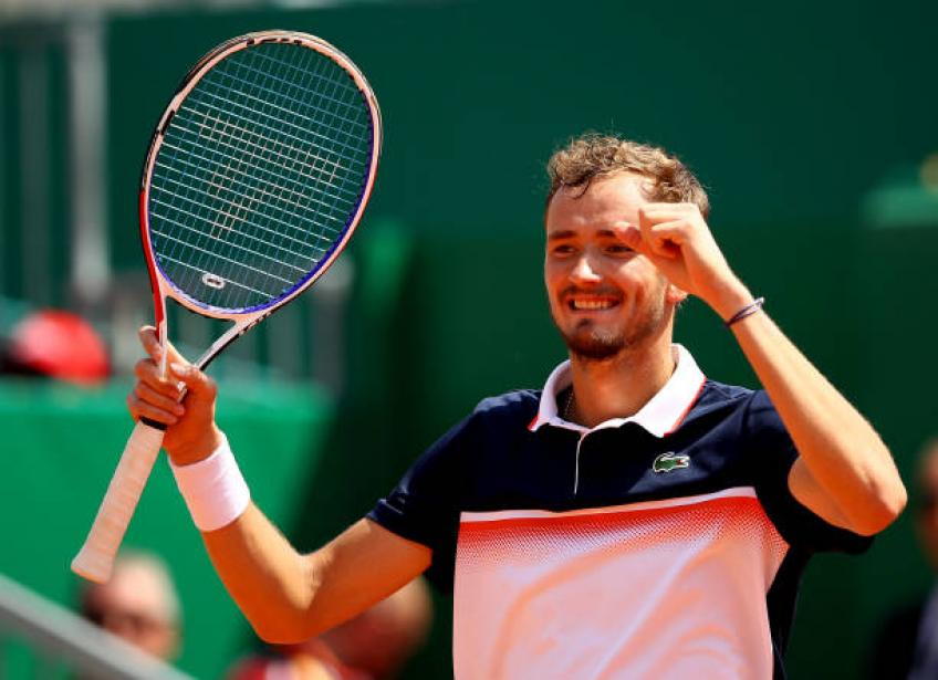 Daniil Medvedev shares why he has set residence in Monte Carlo