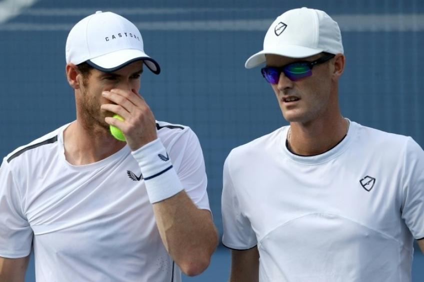 ATP Washington: Murray brothers blow match point, lose tight clash