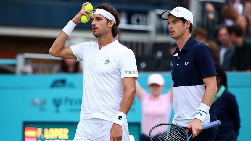 Andy Murray and Feliciano Lopez to play No. 2 seeds in Montreal opener