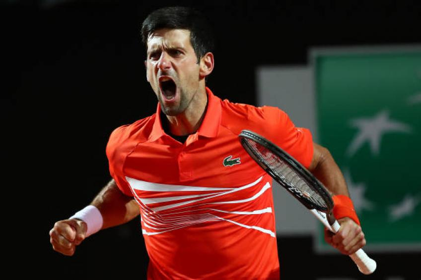Novak Djokovic is the best ever, great to see him back - Nick Bollettieri