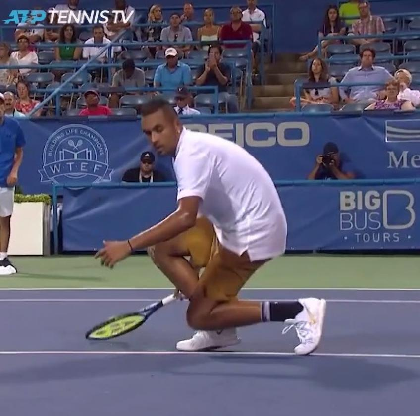 Funniest Moments And Fails July 2019: Kyrgios and more