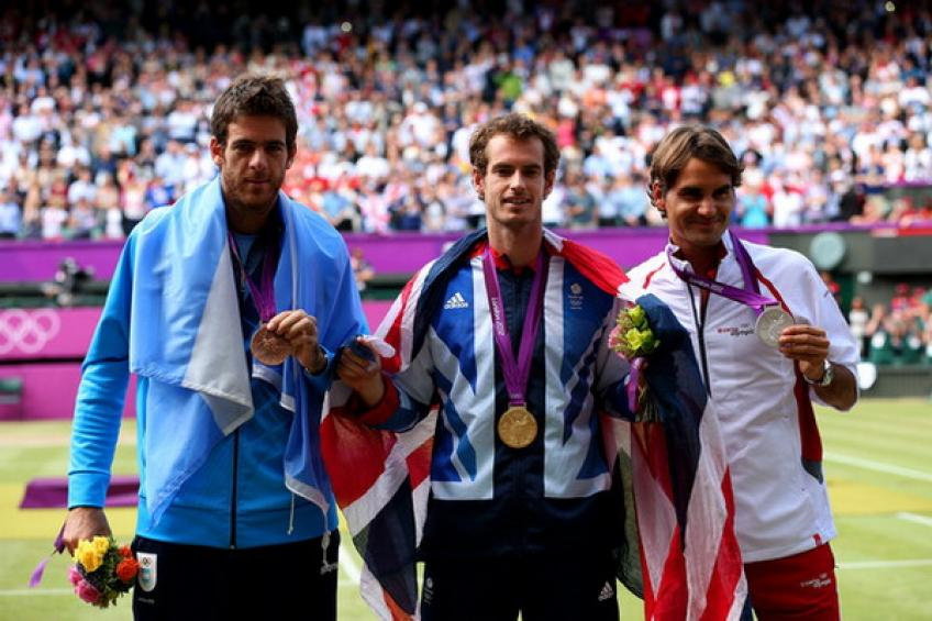 On this day: Andy Murray eases past Roger Federer to embrace Olympic glory