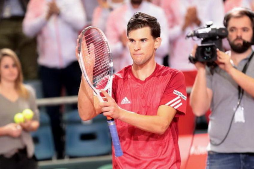 Dominic Thiem returns to Austrian Davis Cup squad against Finland
