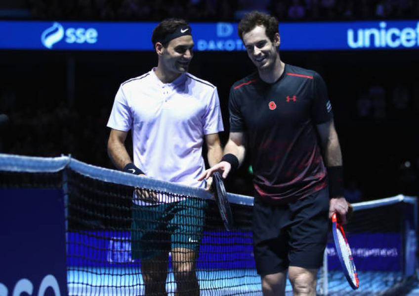 Only time will tell if Murray can compete with Federer, Djokovic: Bob Bryan