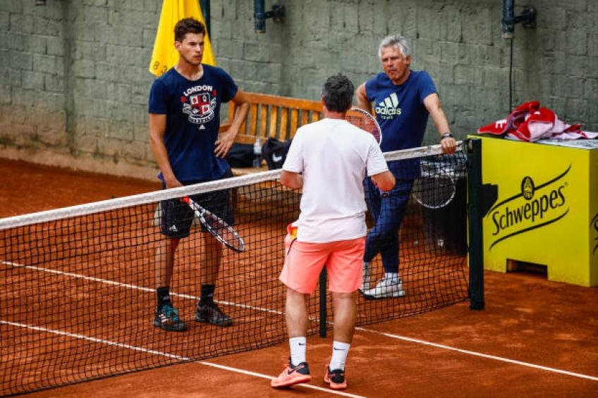 Dominic Thiem's former coach blasted by Austria's Davis Cup team captain