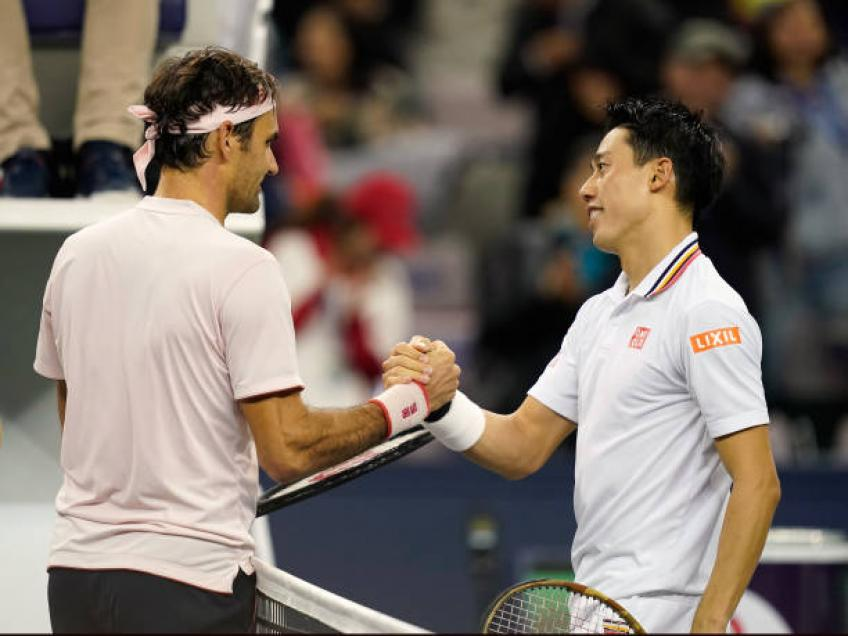 Kei Nishikori: 'I do not hugely care about Federer, Djokovic withdrawals'