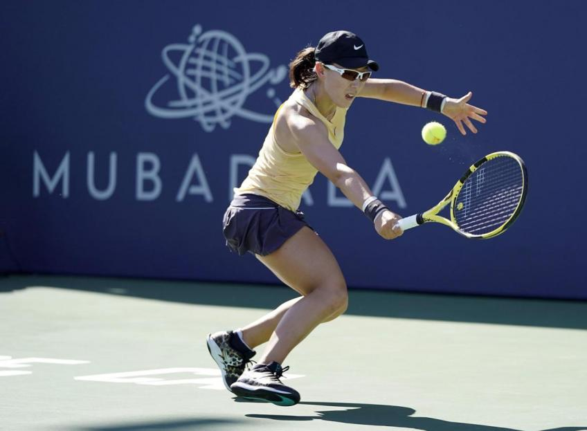 Zheng Saisai: I was focusing only on what I was doing