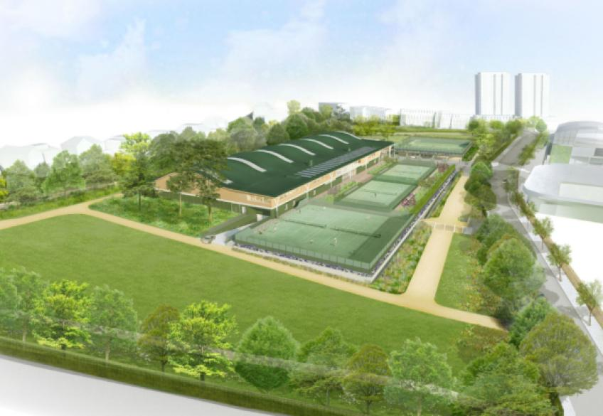 Willmott Dixon to build a new members' centre at Wimbledon