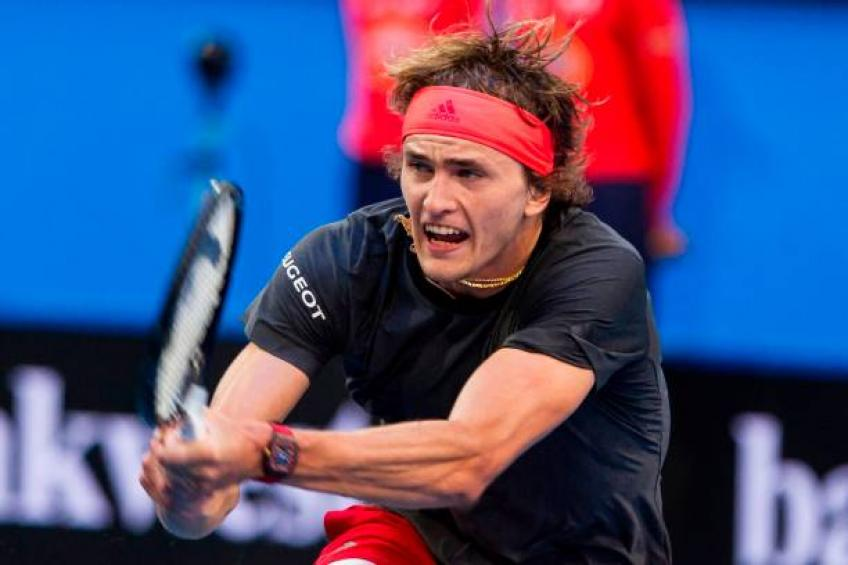 Zverev: 'We will have to find a way to beat Federer, Djokovic, Nadal'