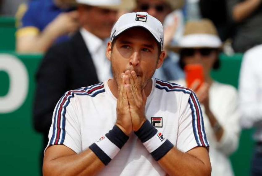 Dusan Lajovic hard on himself after blowing big lead in Montreal opener