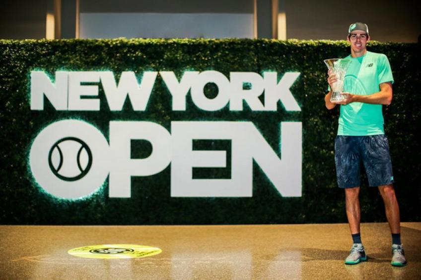 Reilly Opelka: 'I could face Novak Djokovic in US Open R1, you never know'