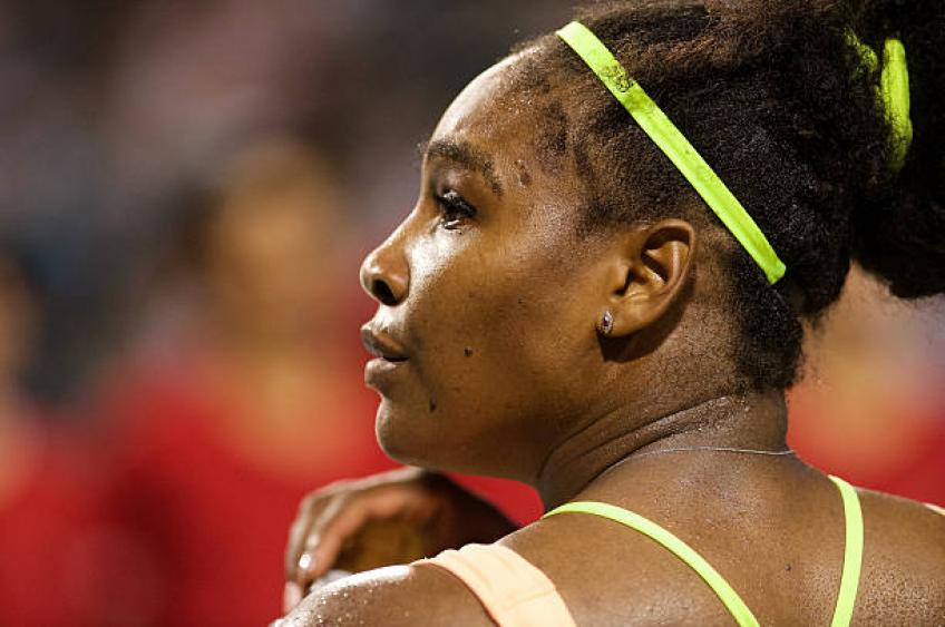 Never count Serena Williams out, says James Blake