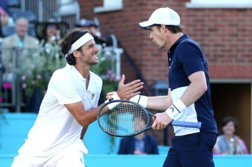 Montreal Masters: Andy Murray, Feliciano Lopez save MP to upset No. 2 seeds