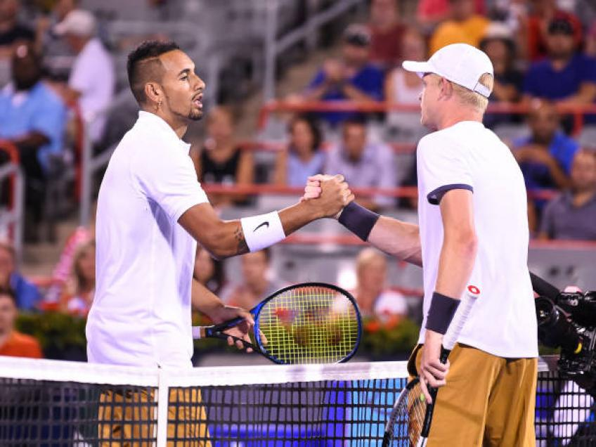 Edmund: 'Playing Nick Kyrgios is very tricky. It's a mini battle in itself'