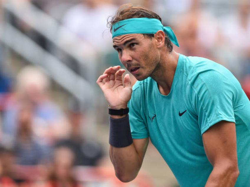 Rafael Nadal: 'After Wimbledon always the mind goes down a little bit'