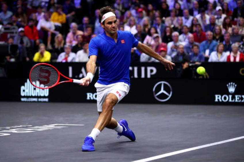 Laver Cup of Federer being introduced on Tour was hard shot - Metz chief