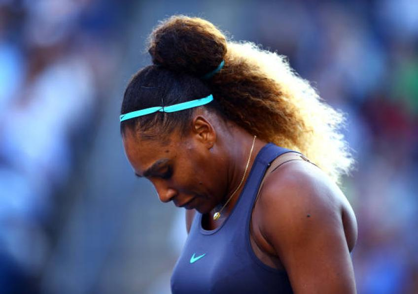 Serena Williams in Rogers Cup semis