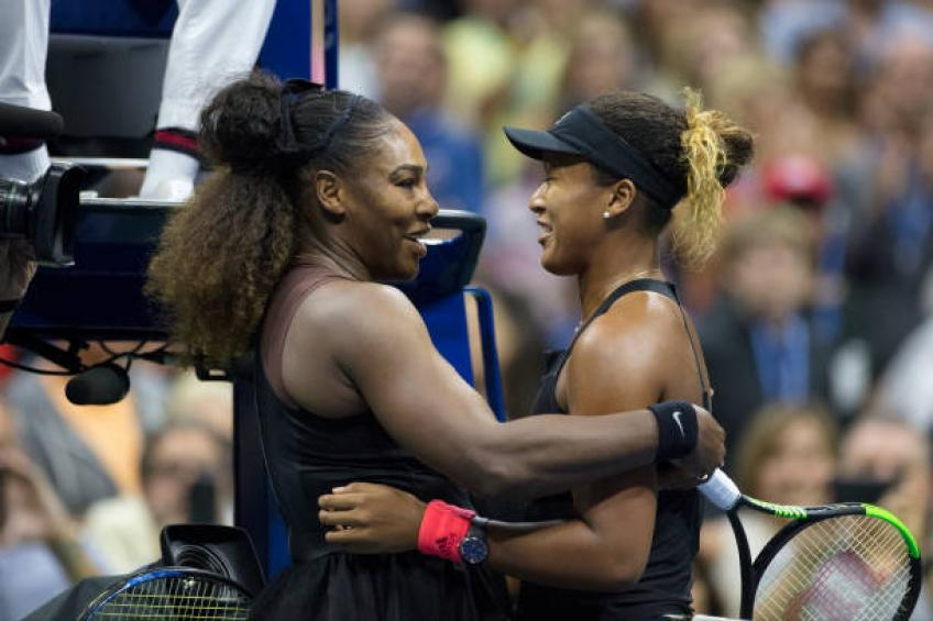 Naomi Osaka: 'Serena Williams is my tennis mom'