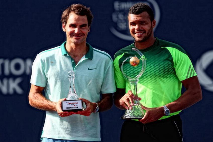 Canada Flashback: Roger Federer loses tight final to Jo-Wilfried Tsonga