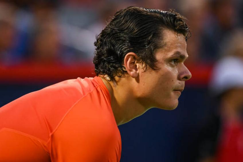 Raonic: 'That was the least enjoyable 30 minutes I have spent on court'