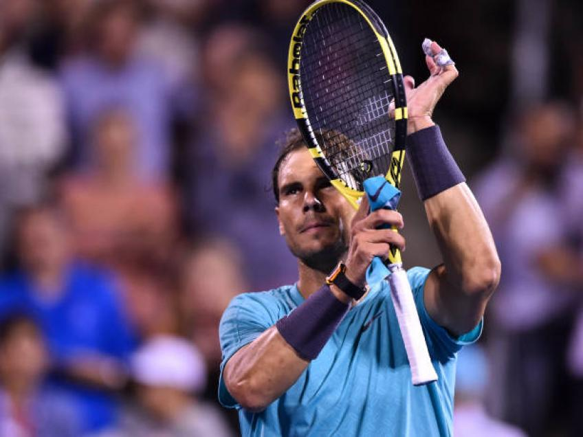 Nadal: 'Finding a solution after so many issues makes me proud'