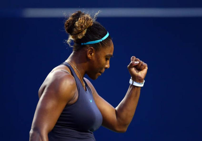 Serena Williams: '2018 was a miraculous year for me'