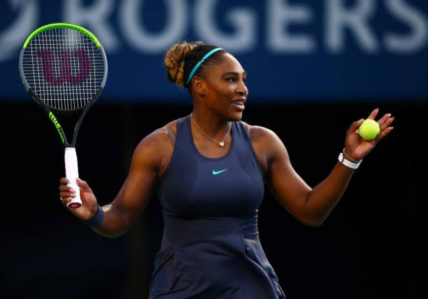 Serena Williams: 'Osaka was supposed to win US Open final. She deserved'