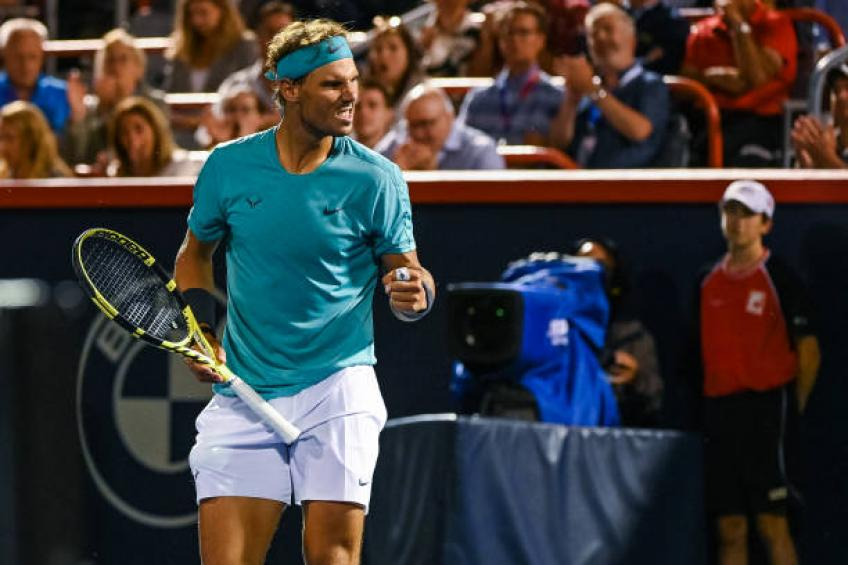 Rafael Nadal: 'I am competitive in almost every event I play'