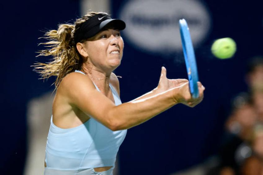 Maria Sharapova is looking for someone who can help her, says Bychkova