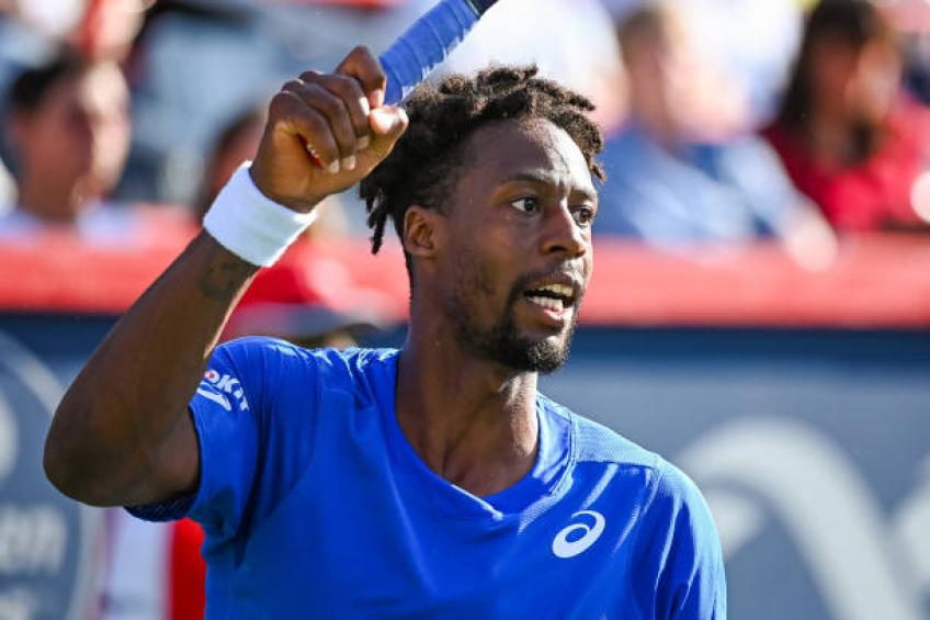Monfils shares the moment where he decided to withdraw from Nadal match