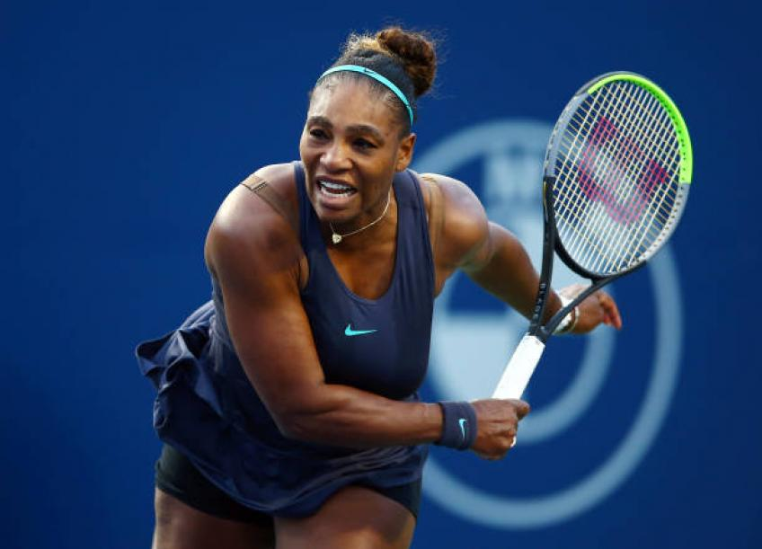 Serena Williams shares what goes through her mind during matches