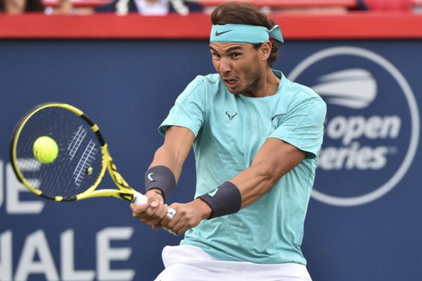 ATP Montreal: Rafael Nadal destroys Daniil Medvedev for 35th Masters crown