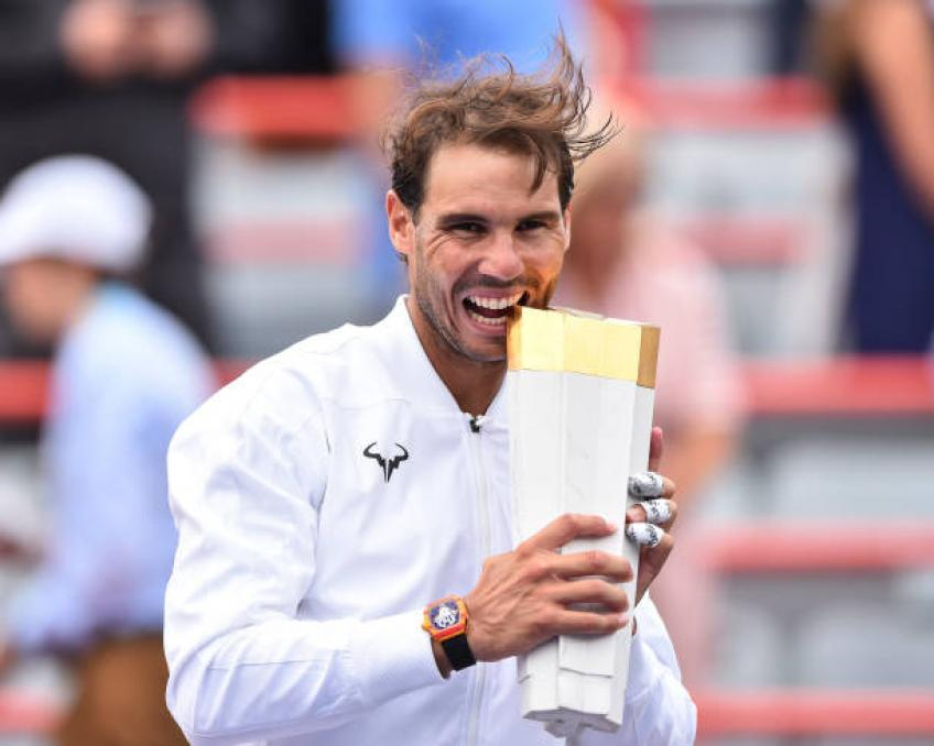 Rafael Nadal: 'People criticize us when we play exhibitions, but...'