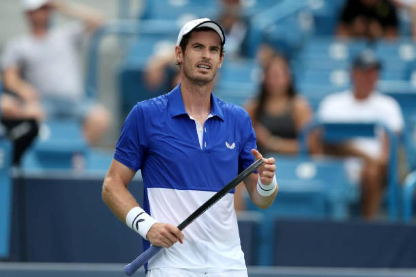 Andy Murray: 'I will not play US Open singles'