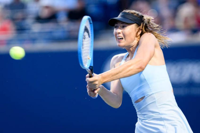 Maria Sharapova: 'Patience is not one of my best qualities'