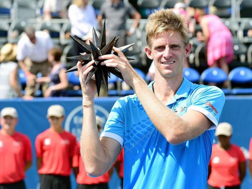 2015 champion Kevin Anderson takes wildcard into Winston-Salem Open