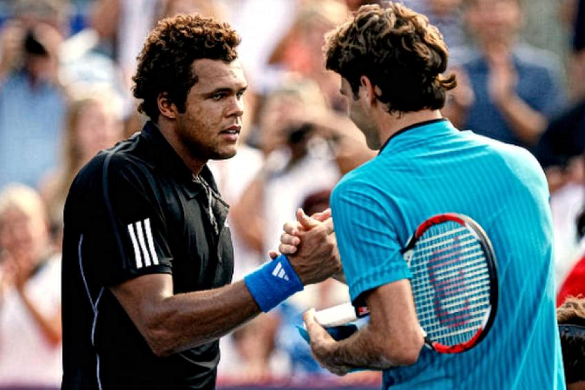 On this day: Roger Federer squanders huge lead against Jo-Wilfried Tsonga