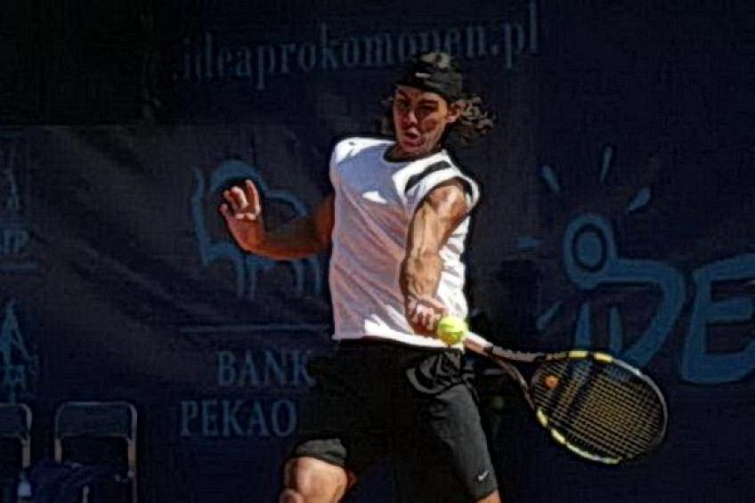 On this day: Rafael Nadal, 18, wins first ATP title in Sopot